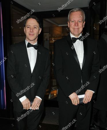 Editorial picture of The Broadcast Awards, London, UK - 05 Feb 2020