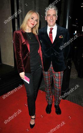 Stock Photo of Wendy Buchanan and Gordon Buchanan