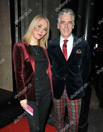 Wendy Buchanan and Gordon Buchanan
