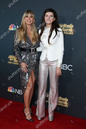 Editorial picture of 'America's Got Talent: The Champions', Season 2, TV show, Arrivals, Los Angeles, USA - 21 Oct 2019