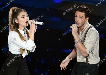 Editorial image of 70th Sanremo Music Festival 2020, Italy - 06 Feb 2020