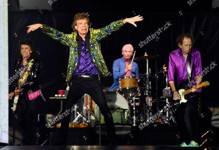 Editorial image of Music - The Rolling Stones, Pasadena, USA - 23 Aug 2019