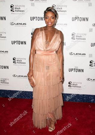 Editorial photo of Lexus Uptown Honors Hollywood, Arrivals, Los Angeles, USA - 05 Feb 2020