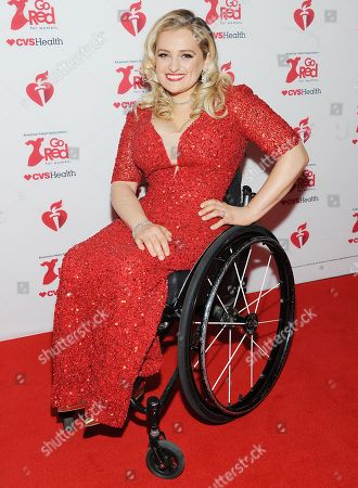Stock Photo of Ali Stroker