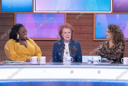 Editorial image of 'Loose Women' TV show, London, UK - 06 Feb 2020