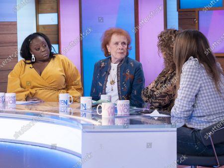 Editorial photo of 'Loose Women' TV show, London, UK - 06 Feb 2020
