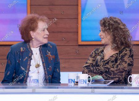 Judy Parfitt, Nadia Sawalha