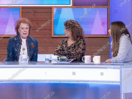 Editorial picture of 'Loose Women' TV show, London, UK - 06 Feb 2020