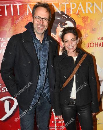 Noemie Elbaz and guest