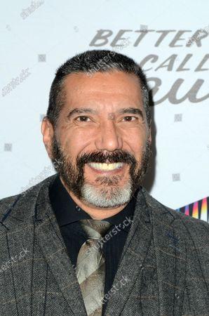 Stock Picture of Steven Michael Quezada