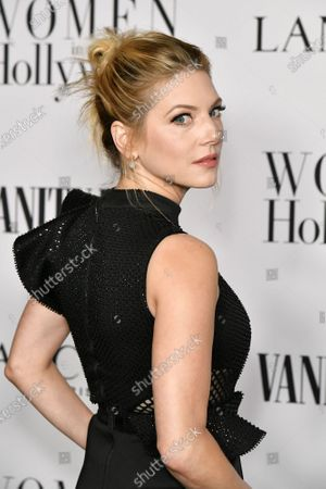 Editorial photo of Vanity Fair and Lancome Celebrate Women in Hollywood, Arrivals, Soho House, Los Angeles, USA - 06 Feb 2020