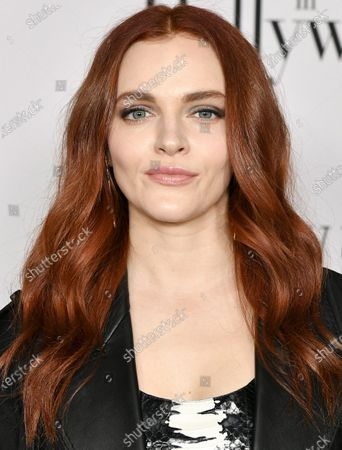 Editorial image of Vanity Fair and Lancome Celebrate Women in Hollywood, Arrivals, Soho House, Los Angeles, USA - 06 Feb 2020