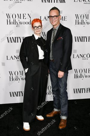 Sandy Powell and Christopher Peters