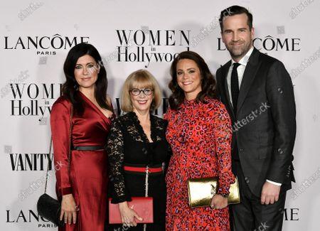 Stock Picture of Melanie Collett, Carol Hamilton, Lorraine Demafey and Stuart Leitch