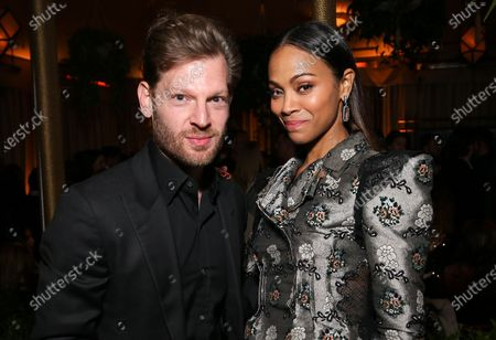 Editorial image of Cadillac's 5th Annual Oscar Week Party, Inside, Chateau Marmont, Los Angeles, USA - 06 Feb 2020