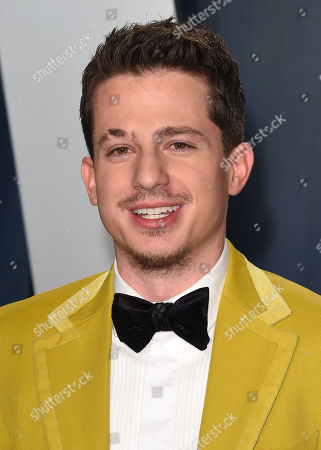 Stock Image of Charlie Puth