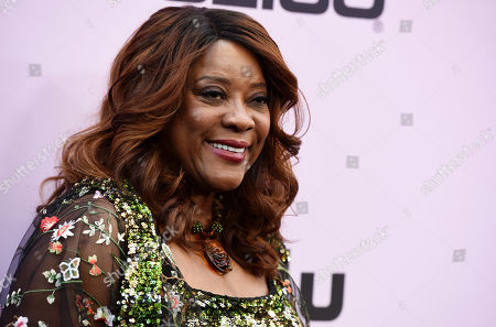 Stock Photo of Loretta Devine poses at the 13th Annual ESSENCE Black Women in Hollywood Awards Luncheon, in Beverly Hills, Calif