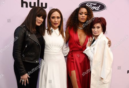 Editorial photo of 13th Annual ESSENCE Black Women in Hollywood Awards Luncheon, Beverly Hills, USA - 06 Feb 2020