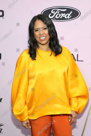 Stock Photo of Michelle Ebanks, CEO Of Essence Communications