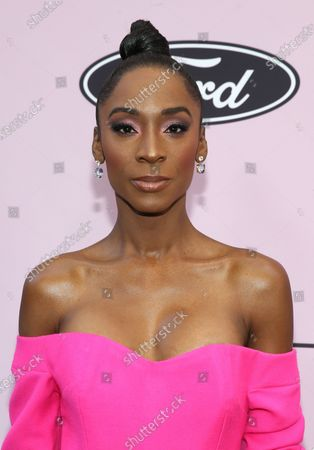 Editorial photo of 13th Annual Essence Black Women in Hollywood Awards Luncheon, Arrivals, Beverly Wilshire, Los Angeles, USA - 06 Feb 2020