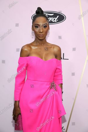 Editorial image of 13th Annual Essence Black Women in Hollywood Awards Luncheon, Arrivals, Beverly Wilshire, Los Angeles, USA - 06 Feb 2020