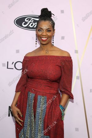 Editorial picture of 13th Annual Essence Black Women in Hollywood Awards Luncheon, Arrivals, Beverly Wilshire, Los Angeles, USA - 06 Feb 2020