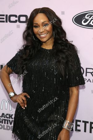 Stock Picture of Cynthia Bailey