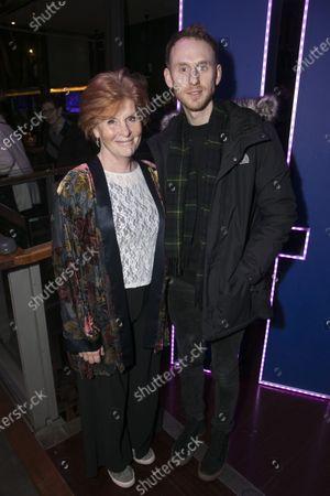 Buffy Davis and Robert Emms