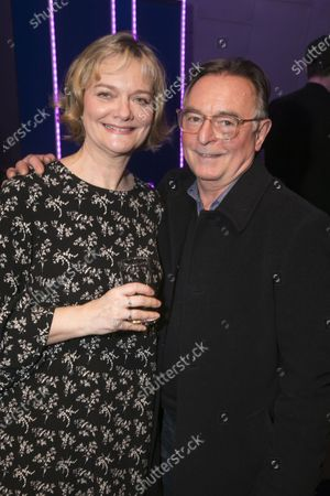 Editorial picture of 'The Haystack' party, After Party, London, UK - 06 Feb 2020