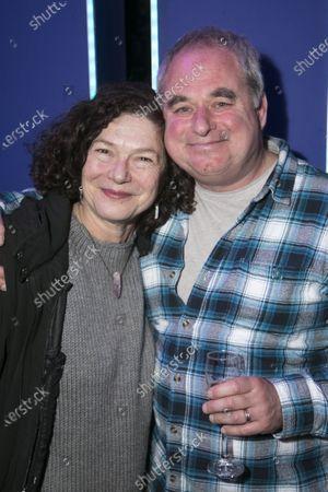 Louise Gold and Howard Ward