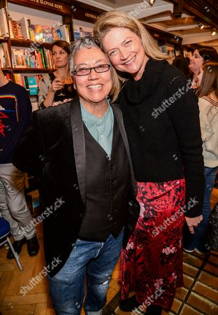 Editorial image of Sophie Ward 'Love and Other Thought Experiments' book presentation, London, UK - 06 Feb 2020
