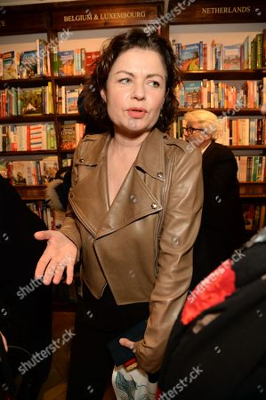 Editorial picture of Sophie Ward 'Love and Other Thought Experiments' book presentation, London, UK - 06 Feb 2020