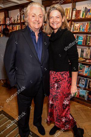 David Emanuel and Sophie Ward