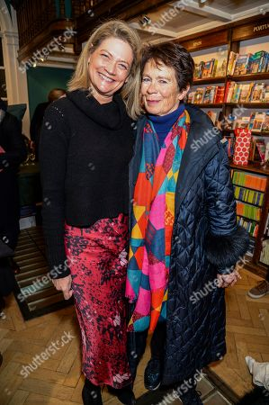 Sophie Ward and Celia Imrie
