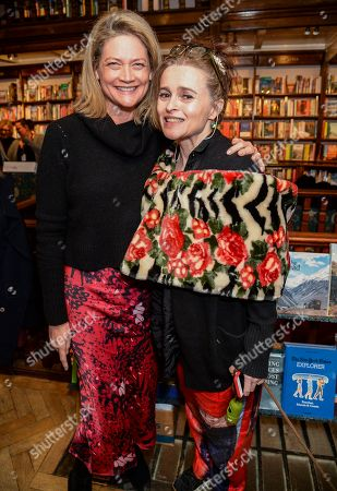 Sophie Ward and Helena Bonham Carter