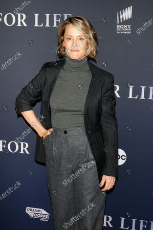 Editorial picture of 'For Life' TV show premiere, Alice Tully Hall, New York, USA - 05 Feb 2020