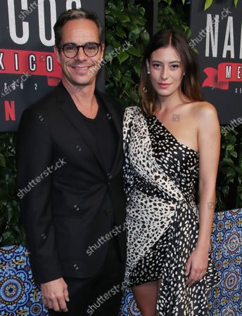 Alejandra Guilmant and Tony Dalton