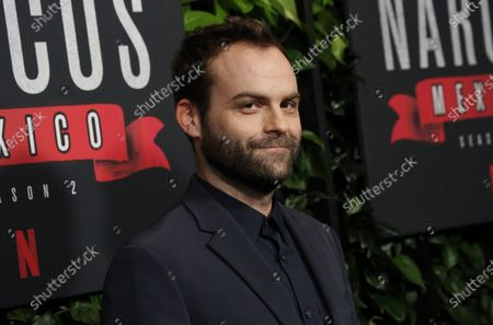 Editorial image of 'Narcos: Mexico' TV show Season 2 Special Screening, Arrivals, Netflix Home Theater, Los Angeles, USA - 06 Feb 2020
