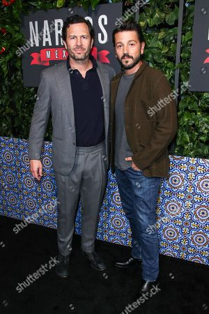 Editorial photo of 'Narcos: Mexico' TV show Season 2 Special Screening, Arrivals, Netflix Home Theater, Los Angeles, USA - 06 Feb 2020