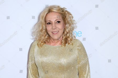 Danielle Lauder arrives at the 6th Annual Hollywood Beauty Awards at the Taglyan Complex, in Los Angeles
