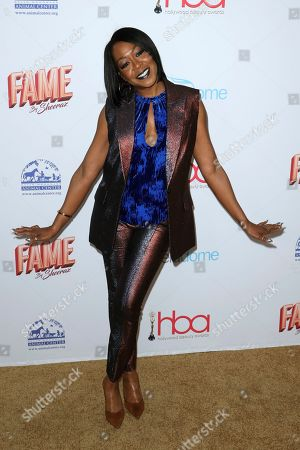 Tichina Arnold arrives at the 6th Annual Hollywood Beauty Awards at the Taglyan Complex, in Los Angeles