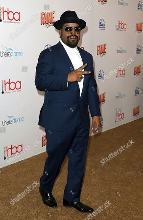Ice Cube arrives at the 6th Annual Hollywood Beauty Awards at the Taglyan Complex, in Los Angeles