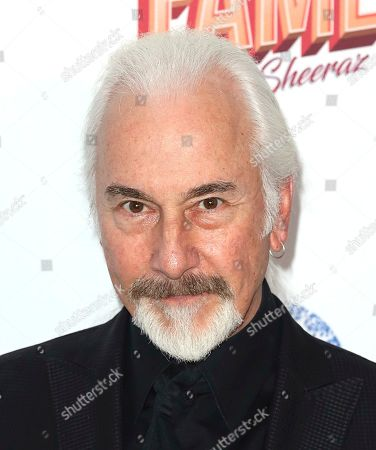 Stock Image of Rick Baker arrives at the 6th Annual Hollywood Beauty Awards at the Taglyan Complex, in Los Angeles