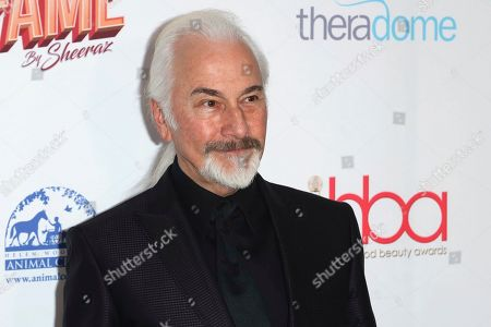 Stock Picture of Rick Baker arrives at the 6th Annual Hollywood Beauty Awards at the Taglyan Complex, in Los Angeles