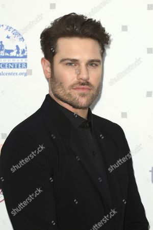 Grey Damon arrives at the 6th Annual Hollywood Beauty Awards at the Taglyan Complex, in Los Angeles
