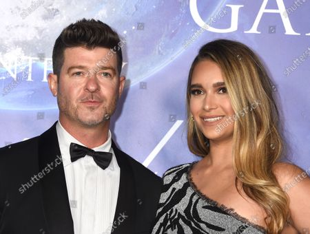 Editorial photo of Hollywood for the Global Ocean Gala, Los Angeles, USA - 06 Feb 2020