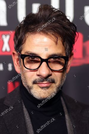 Editorial picture of Premiere of Netflix's 'Narcos: Mexico Season 2', in Los Angeles, USA - 06 Feb 2020