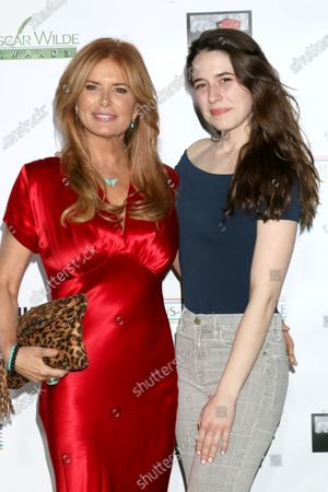 Roma Downey and Reilly Anspaugh