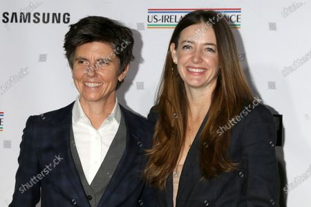 Stock Image of Tig Notaro and Stephanie Allynne