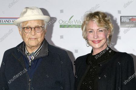 Norman Lear and Lyn Lear